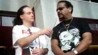Dave Parkinson speaks with Juan Melendez