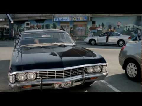 Dean S Impala From Supernatural Car
