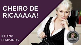 PERFUMES FEMININOS COM CHEIRO DE RICA | SELO CAROLINA FERRAZ DE RIQUEZA