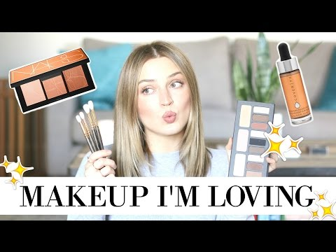 MAKEUP I'M LOVING & NOT LOVING RN | allanaramaa