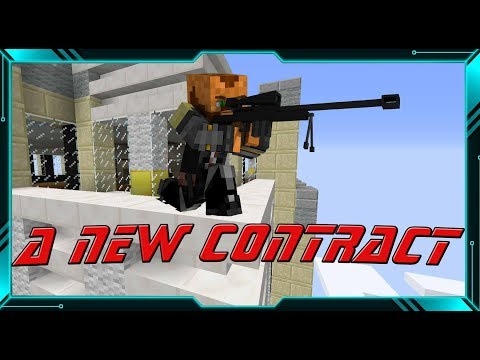 """""""A New Contract"""" - The Merc - Minecraft Military /Mercenary Roleplay"""