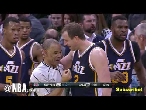 Joe Ingles Utah Jazz 2015/16 Highlight Mix by NBAussie Films