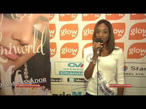 Miss UniWorld SA 2017   Anntoinette Pillay