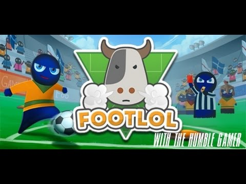 FootLOL Epic Fail League #1 - More Fun Than FIFA!!!  