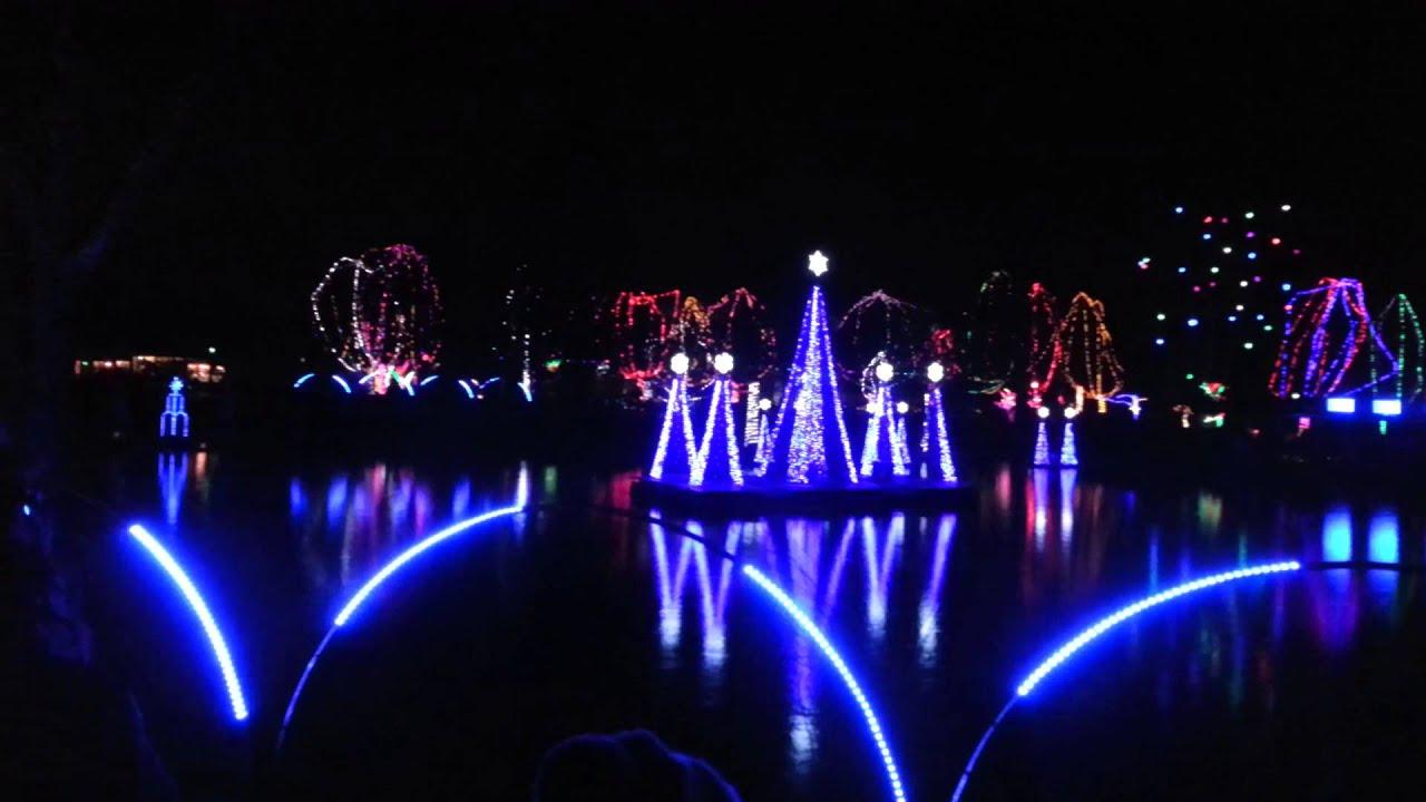 Zoo Lights Admission Columbus