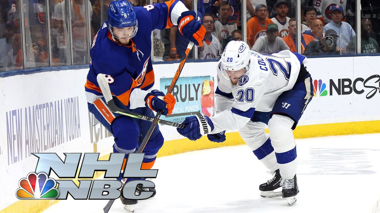 Download NHL Stanley Cup 2021 Semifinal: Lightning vs. Islanders | Game 6 EXTENDED HIGHLIGHTS | NBC Sports