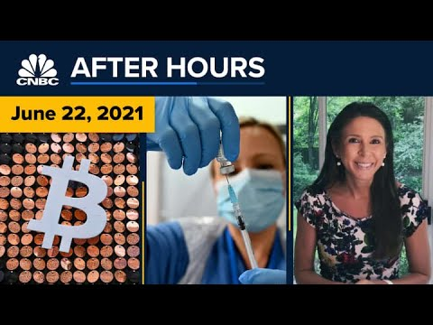 Why bitcoin briefly crashed under $30,000 after China's crypto crackdown: CNBC After Hours