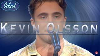 Kevin Olsson - Mercy (Cover) idol 2017