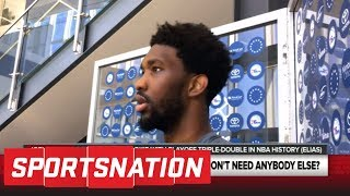 Do the 76ers need a big free agent to join Joel Embiid and Ben Simmons? | SportsNation | ESPN