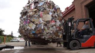 Guinness World Record Gets Recycled
