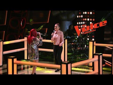 Adela VS Argela – Shenja – Betejat – The Voice of Albania 6
