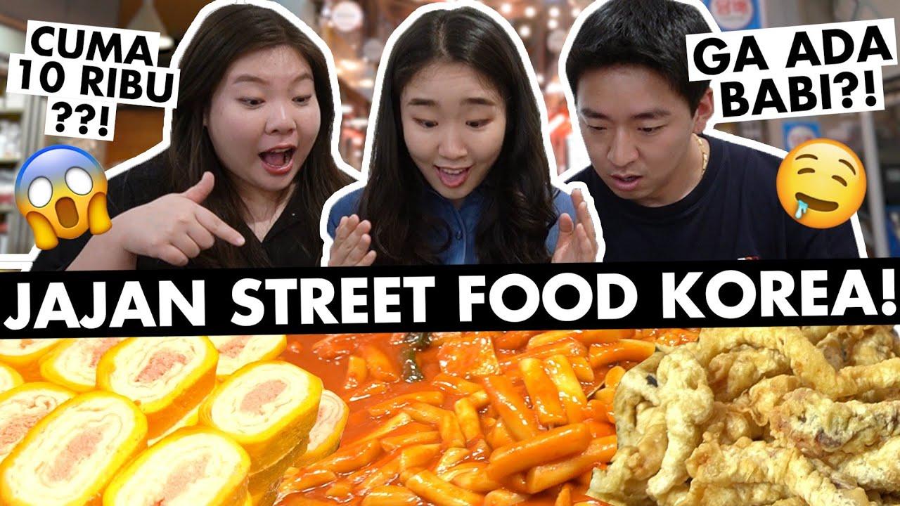 Hunting Jajanan Halal(?) di Pasar Korea!