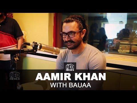 BAUAA ne liye Aamir khan se maze | BAUA
