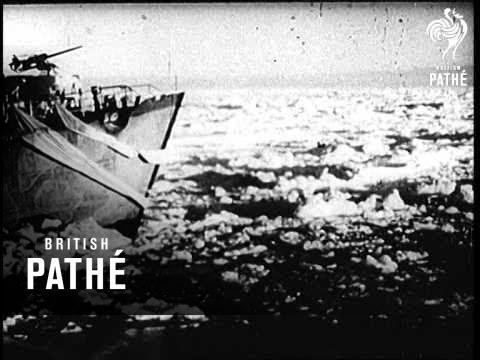 Nazi Arctic Bases Captured (1945)