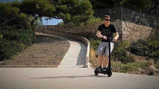 Inmotion L8F 30 KM/H e-Scooter Review