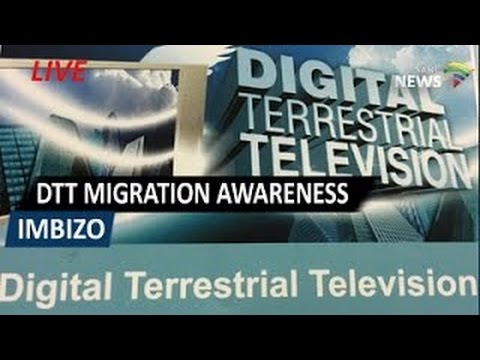 Broadcasting Digital Migration Awareness Imbizo, 22 December 2016