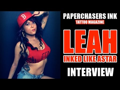 INTERVIEW:  WITH MAG READER | LEAH