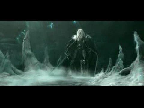 Клип Эльфийская Рукопись - Всадник из Льда