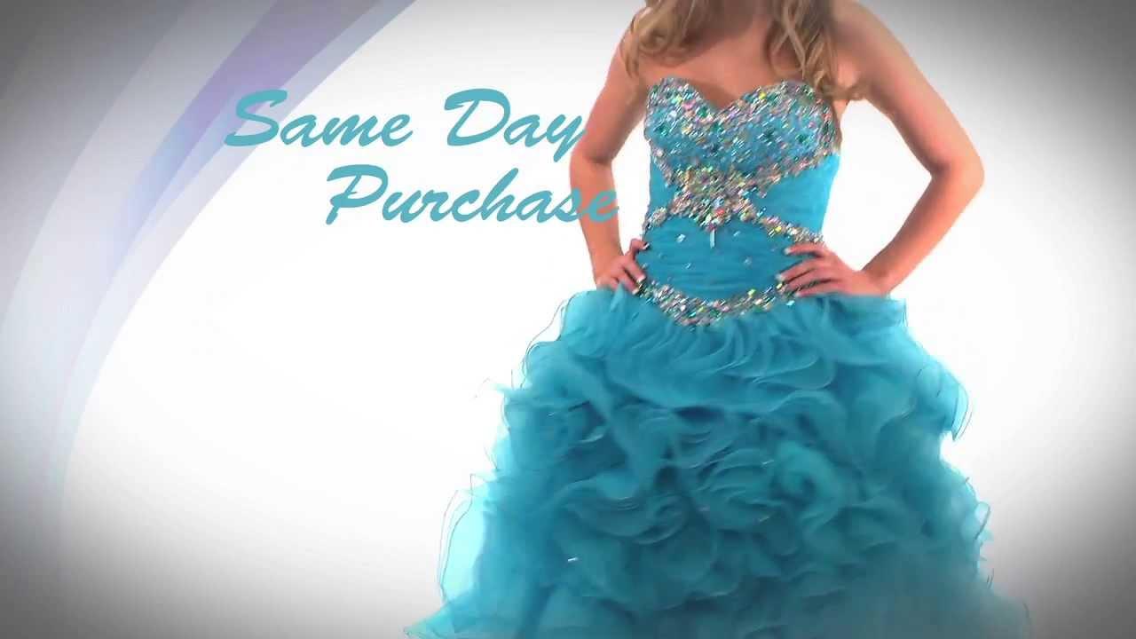 JohnnyMari Best Prom Dress Selection in Michigan. - YouTube