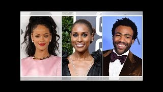 Rihanna Just Announced She's Teaming Up With Childish Gambino And Issa Rae For 2018 Diamond Ball- T