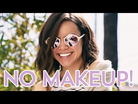 How to Feel Good with No Makeup! Skincare + More | Ingrid Nilsen