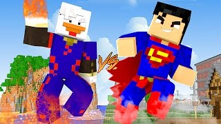 SUPERMAN vs MR.BOLT (APELOES) - Versus Minecraft // FRANGO
