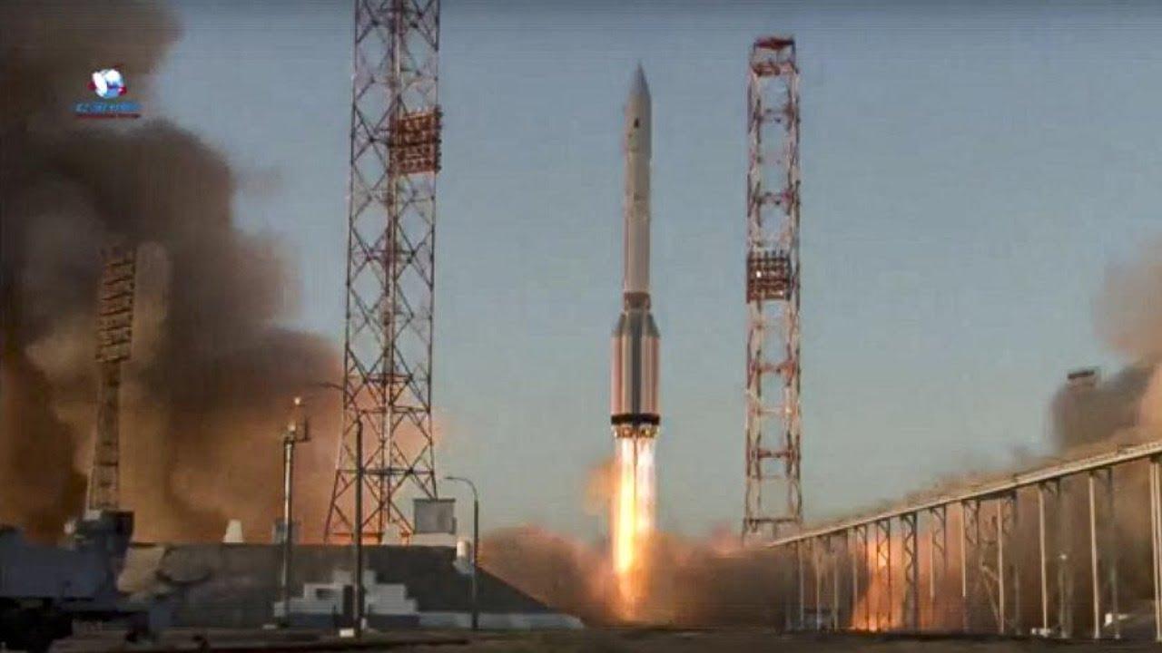 مباشر: لحظة التحام وحدة -ناوكا- الروسية مع محطة الفضاء الدولية في المدار  - 16:55-2021 / 7 / 29