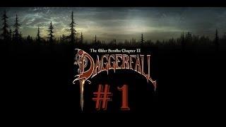 Прохождение TES II: Daggerfall  #1 Просьба императора