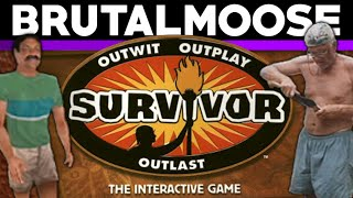 Survivor: The Interactive Game - brutalmoose