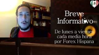 Breve Informativo - Noticias Forex del 13 de Octubre del 2017