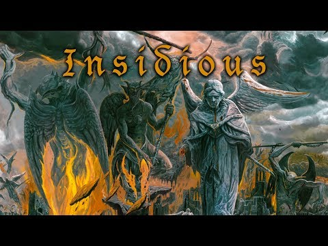 UNBOUNDED TERROR - Insidious (Official Lyric-Video) [2019]