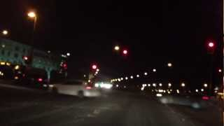 Montreal Time Lapse HD Autoroute 720, Autoroute 25