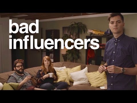 Bad Influencers | FULL PILOT EPISODE | Starring Elliott Morgan, Lee Newton, & Steve Zaragoza