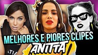 TOP 10: MELHORES E PIORES CLIPES DA ANITTA ft. MAICON SANTINI | Diva Depressão