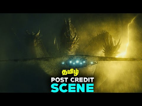Godzilla King Of Monster Post Credit Scene Explained In Tamil