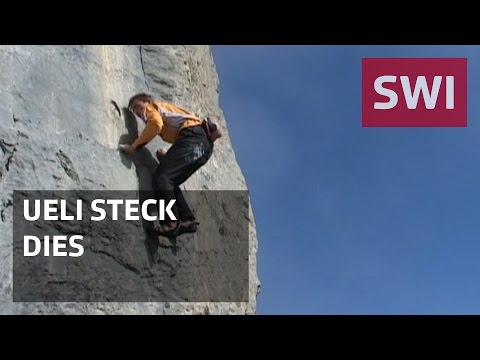 Ueli Steck knew he was dicing with death