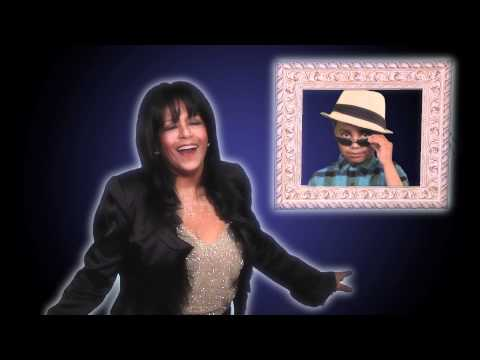 THE OFFICIAL VIDEO - Scherrie Payne - Let Yourself Go