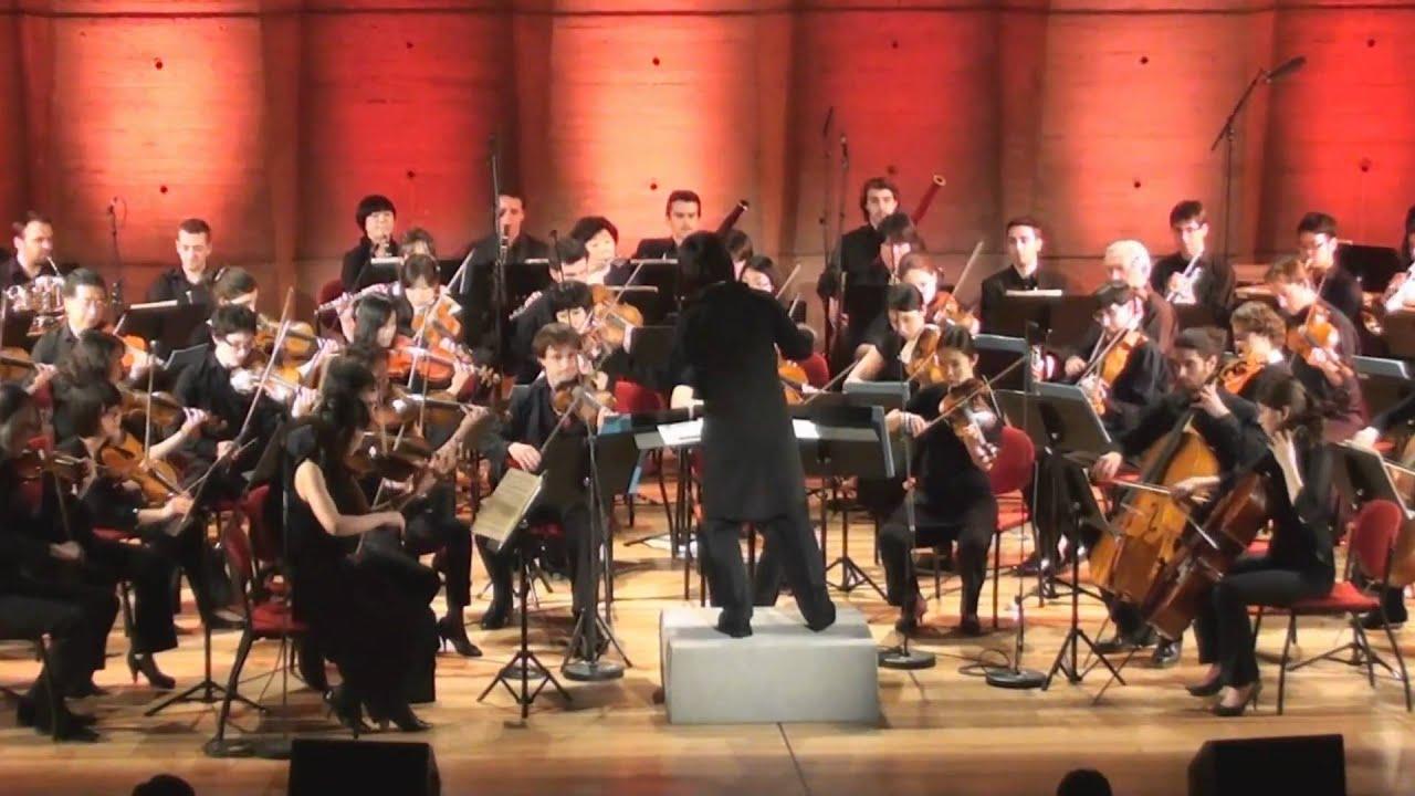 Symphonie No.9 (Scherzo : Molto vivace) - Antonin Dvorak (Part 3/4)