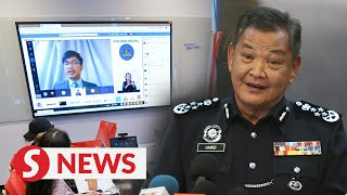 Cops deny Parlimen Digital participants called up for questioning