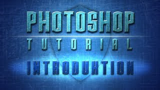 Tutorial Photoshop CS5 - (1) Introduktion [Danish]