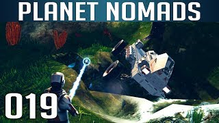 PLANET NOMADS [019] [ARGH! Mal wieder Auto zerlegen] [S02] Let's Play Gameplay Deutsch German thumbnail