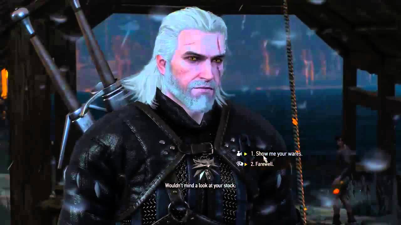 Lets Talk About The Witcher Wild Hunt - YouTube