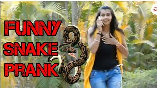 Snake Prank In India 2019 Most Funny Prank 😂😂