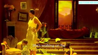 Alicia Keys Girl On Fire ft. Nicki Minaj Lyrics Sub Español