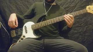 Gambar cover LP - When We're High Bass Cover (Tabs)