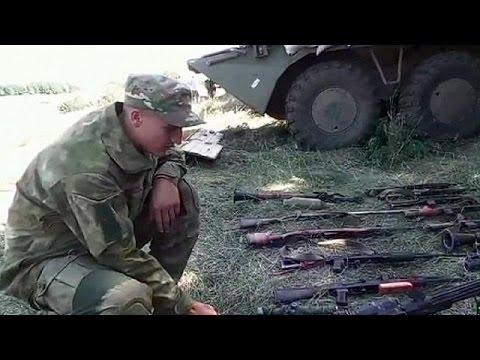 Ukrainian soldiers killed in ambush by rebels