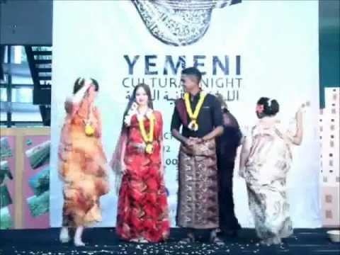 Aden wedding (Yemeni culture night ) at UCTI