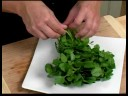 Cooking Tips : How to Prepare Watercress
