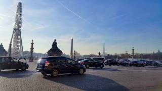 Paris, France : Place de la Concorde