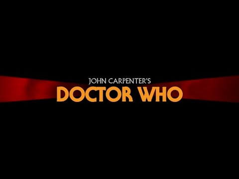 What if John Carpenter did a Doctor Who Theme?